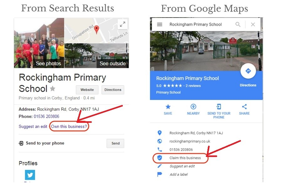 How to Optimize Your Google My Business Listing | Marketalist