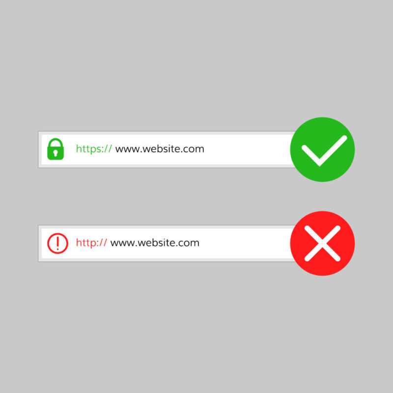Secure Browsing https
