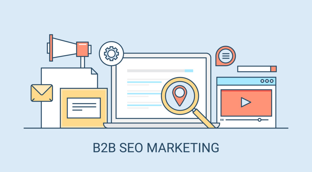 b2b seo marketing