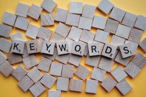 keyword research for SEO to rank higher in google